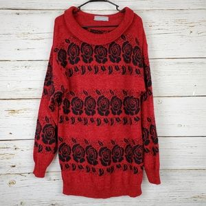 Motherhood Rose Sweater